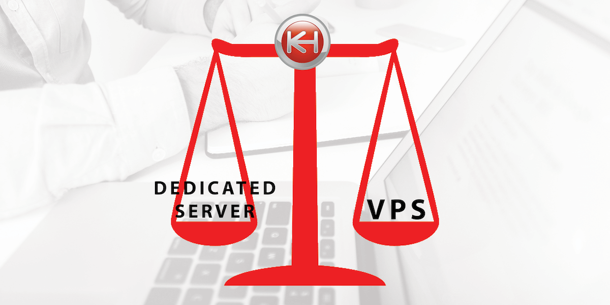 Aiming For The Right Choice – VPS vs. Dedicated Servers