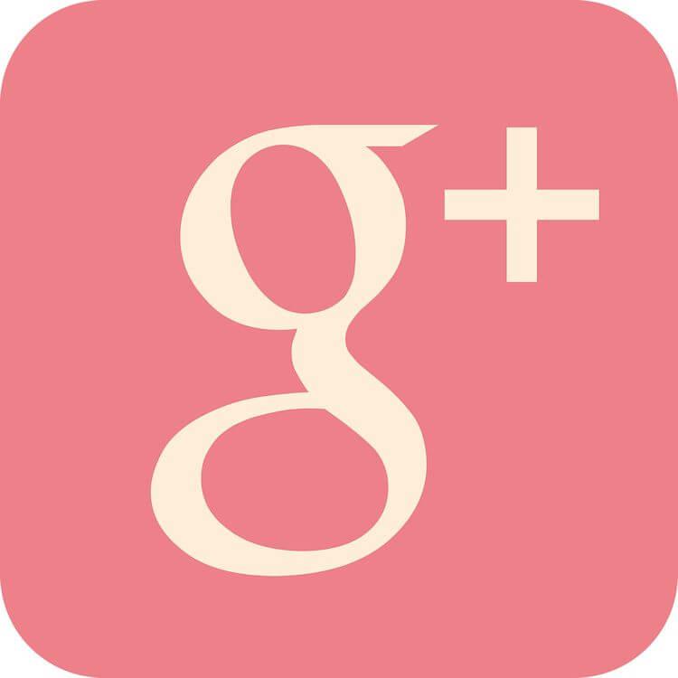 g plus icon