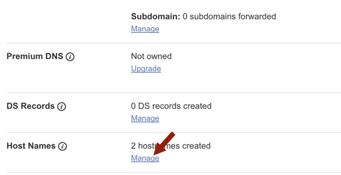 DNS and Name Server Changes - GoDaddy