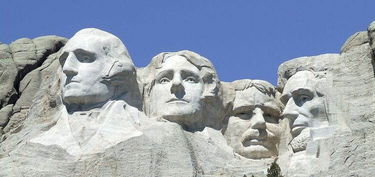 mount rushmore historic site