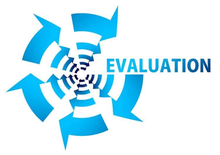 evaluation whirling circle