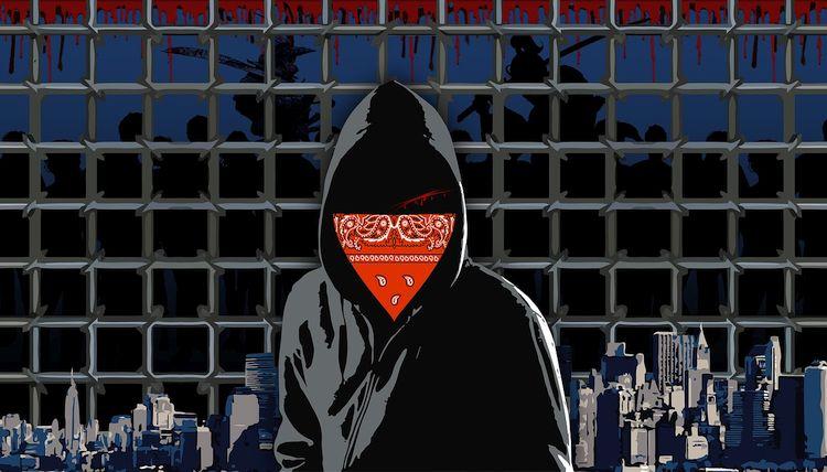 masked hoodlum
