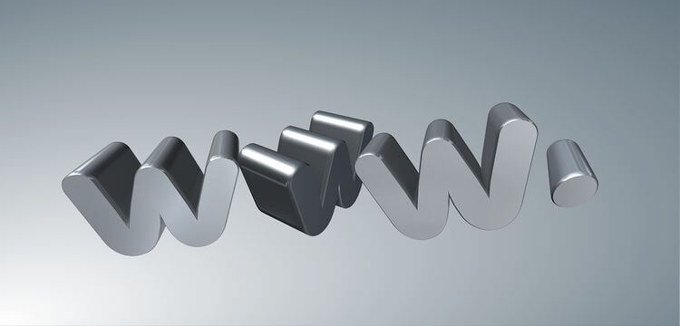 letters w w w