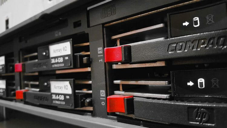 vps server rack