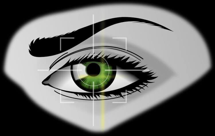 hackers eye