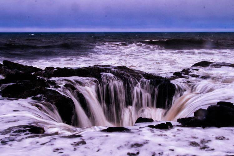 ocean sinkhole