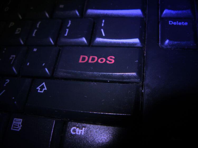 hacking ddos