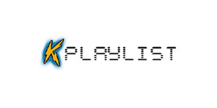 kplaylist logo