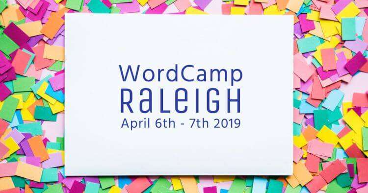 wordcamp raleigh logo