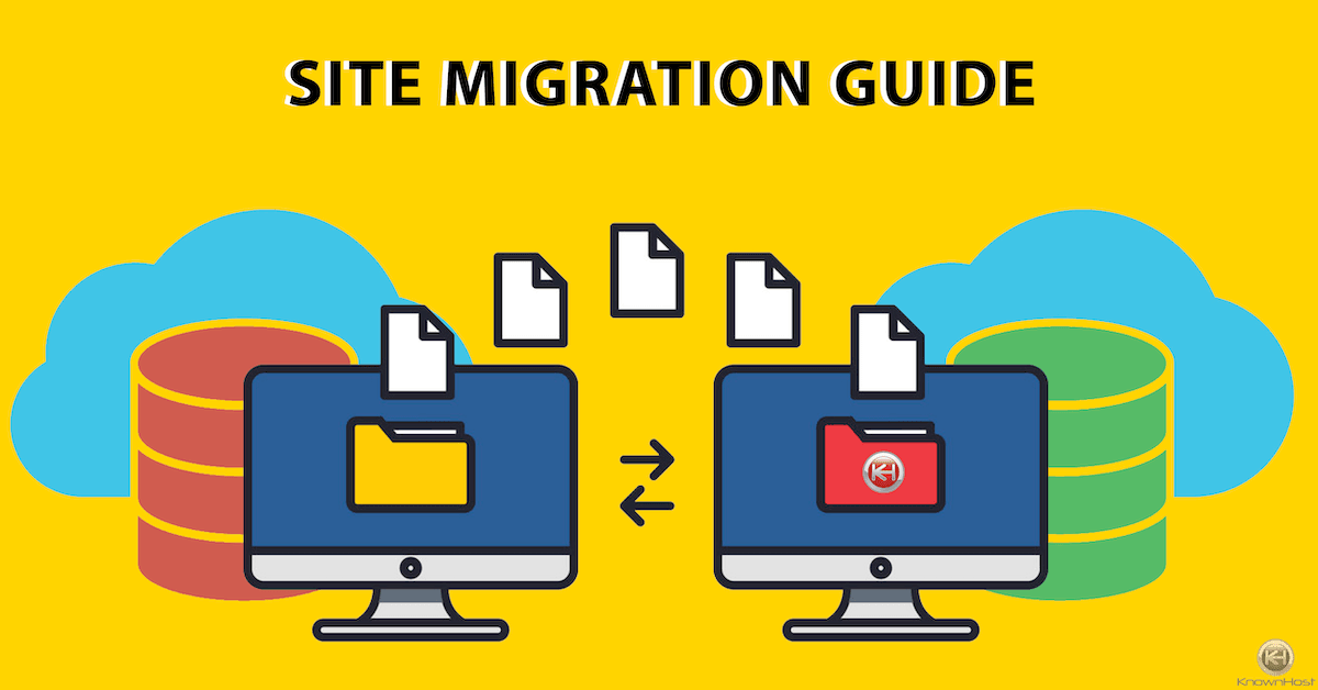 How KnownHost's FREE Site Migration Works
