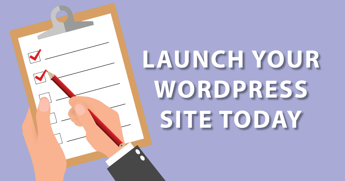 Easy Step By Step Guide To Starting A WordPress Site