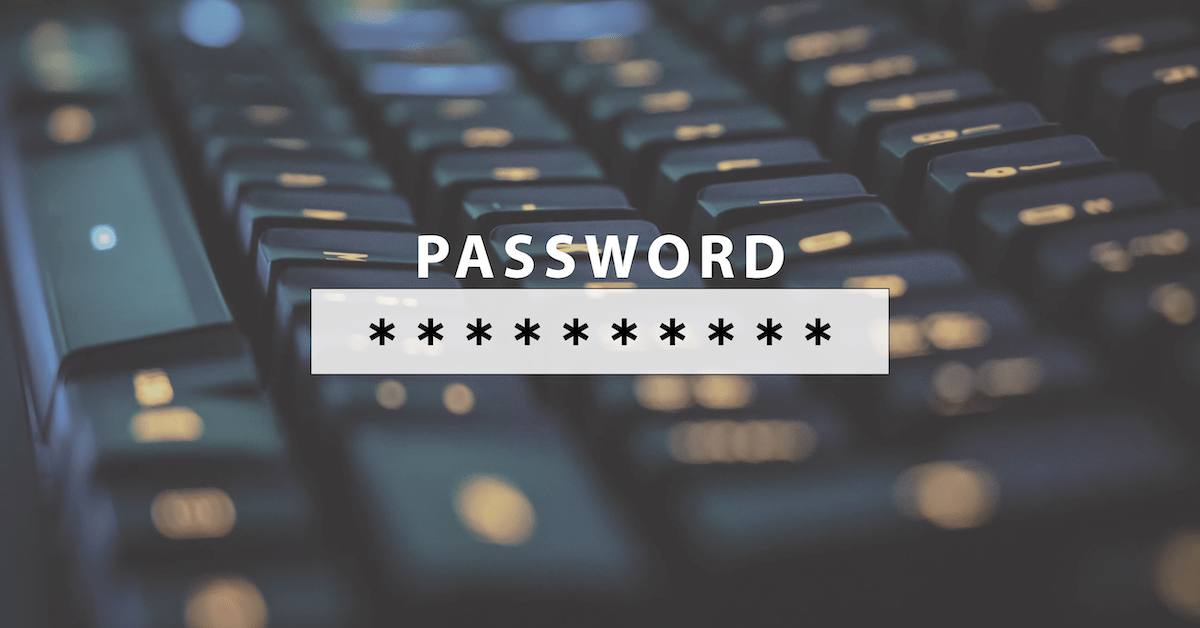 The Power Of A Strong Password