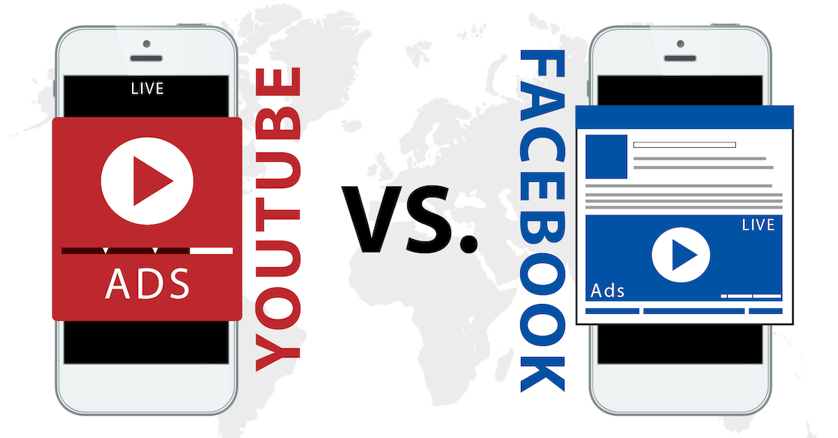 Facebook Ads, YouTube Ads or Both?