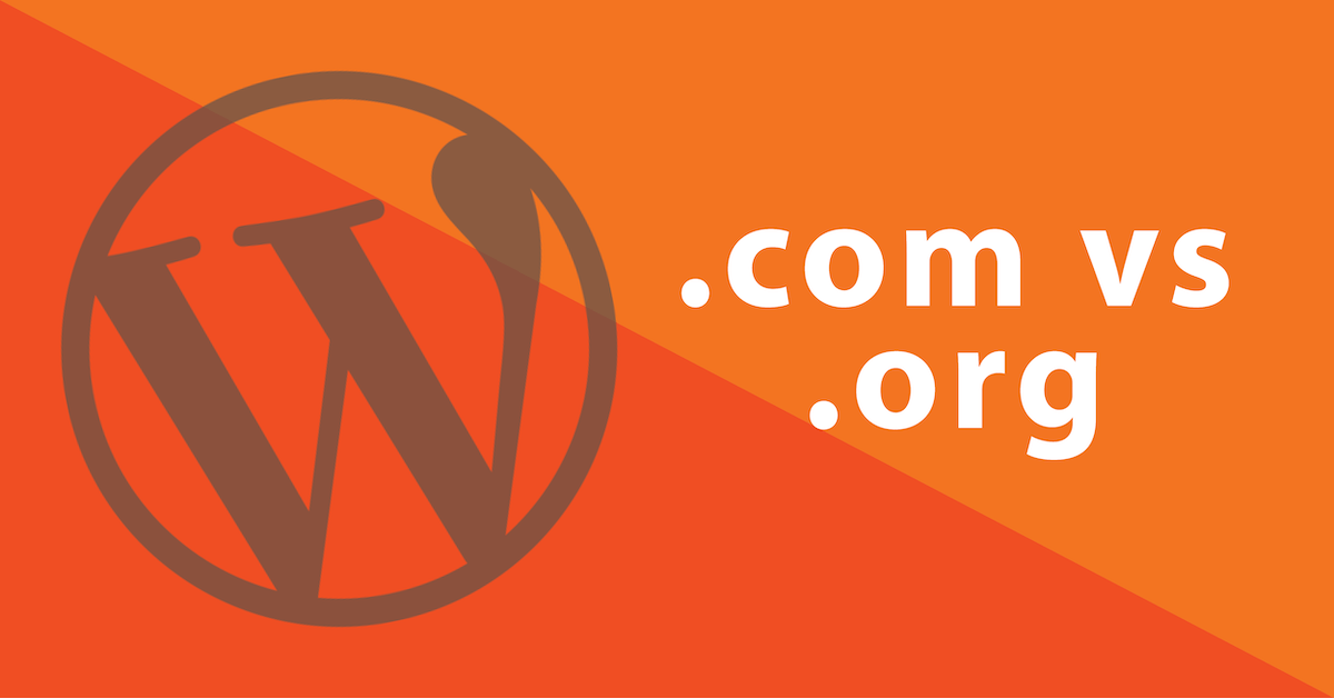Is There A Difference Between WordPress.com and WordPress.org?