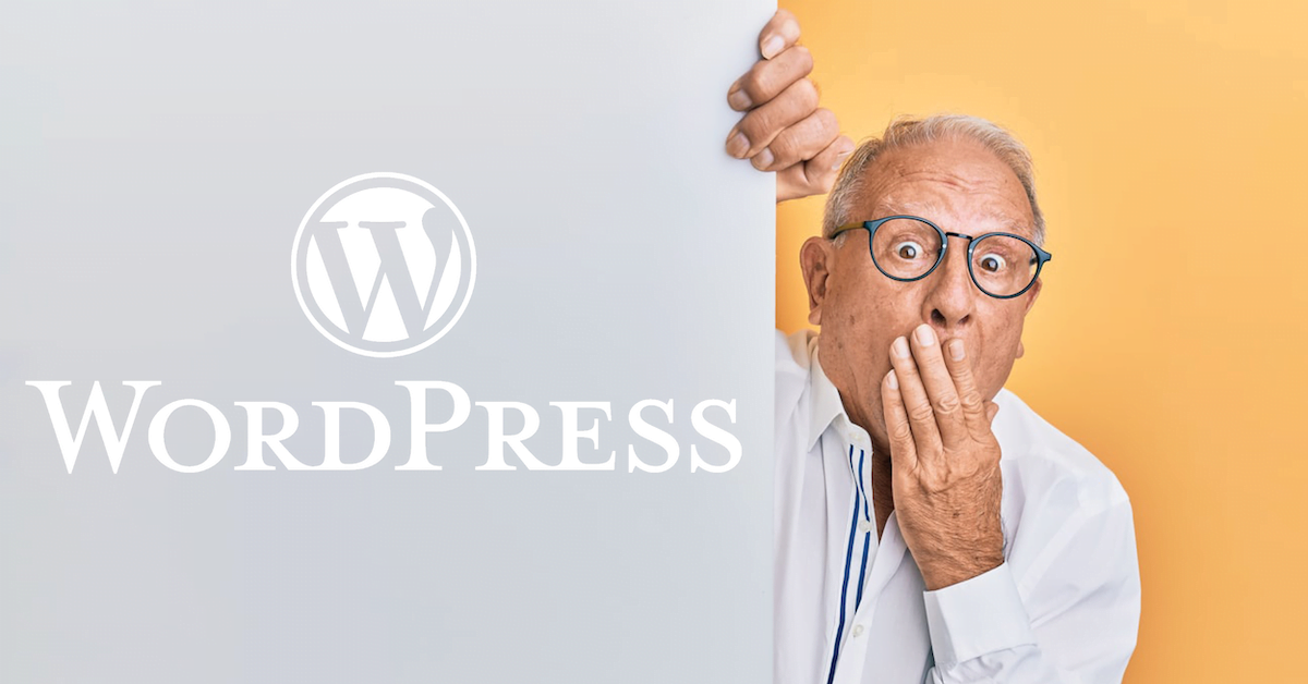 Common Mistakes for New WordPress Users – Part 1