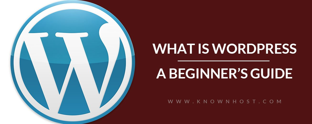 What is WordPress? | A Beginner's Guide