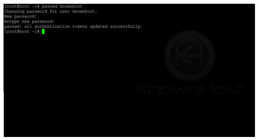 Change-Password-Using-SSH-Directadmin