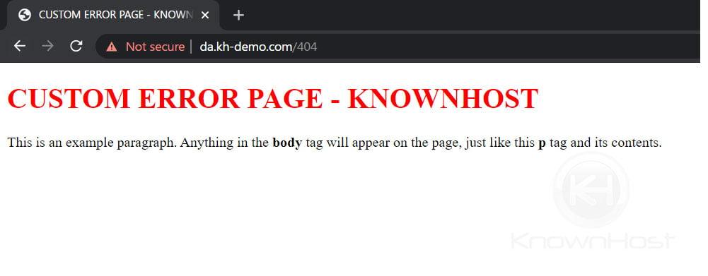 custom-error-page-save-directadmin