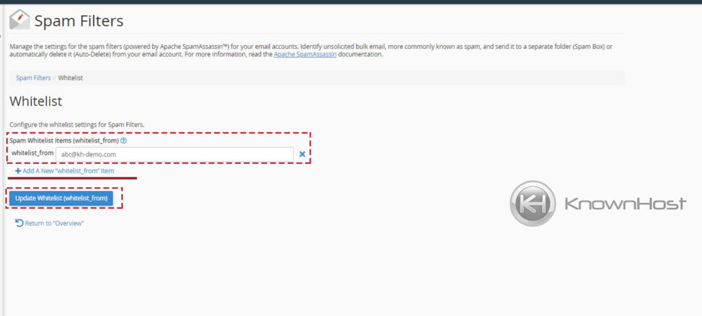 example-whitelist-email-in-spam-filters