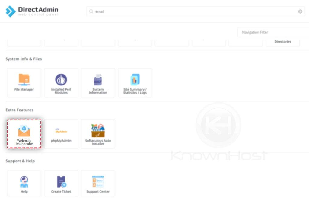 navigate-to-roundcube-webmail-directadmin