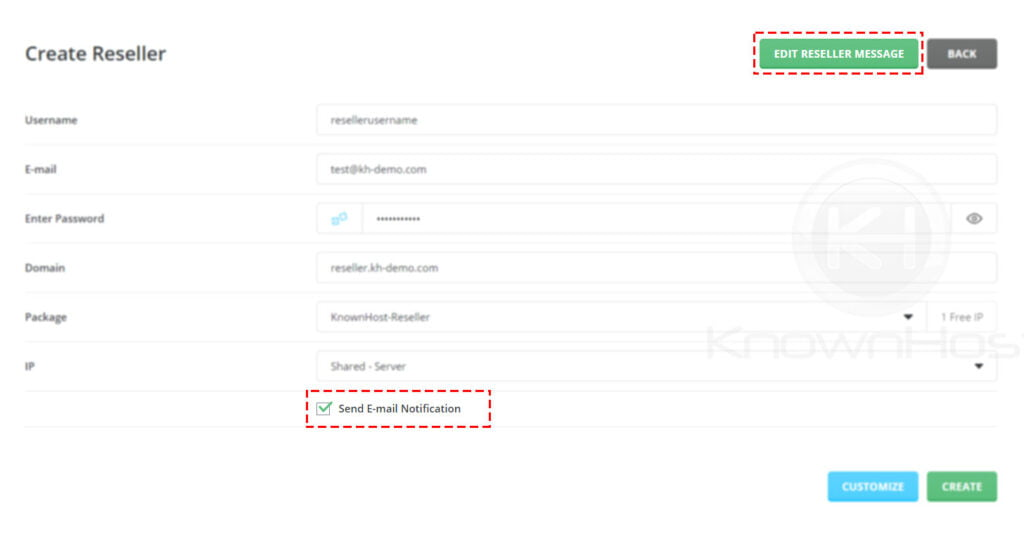 reseller-email-notification