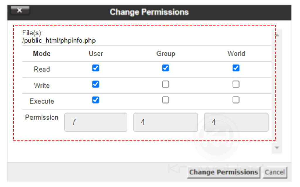 setup-required-permissions-cpanel
